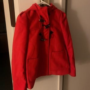 H&M Zippered Toggle Coat